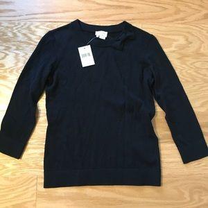 Kate Spade *NWT* black sweater